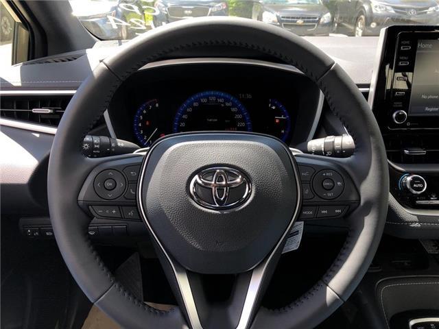 2019 Toyota Corolla Hatchback Base (Stk: 30990) in Aurora - Image 9 of 16