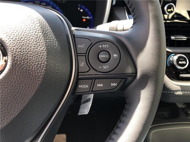 2019 Toyota Corolla Hatchback Base (Stk: 30990) in Aurora - Image 11 of 16