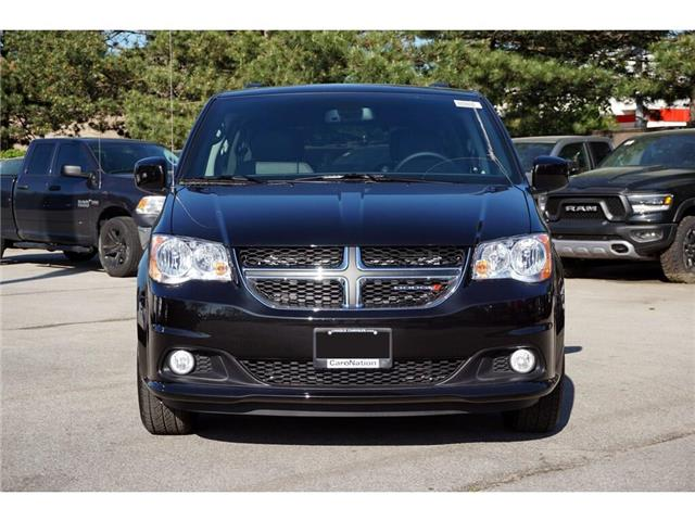 2019 Dodge Grand Caravan SXT PREMIUM PLUS| DVD| REAR CAM| BLUETOOTH & MORE (Stk: K421L) in Burlington - Image 2 of 48