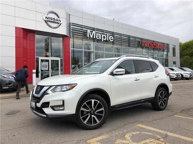 2019 Nissan Rogue Platinum,Pro-Pilot Assist, BOS, Leather+++ (Stk: M19R002) in Maple - Image 1 of 23