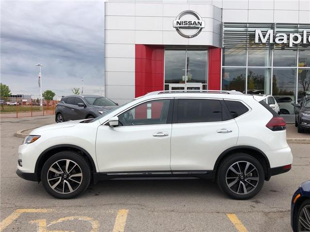 2019 Nissan Rogue Platinum,Pro-Pilot Assist, BOS, Leather+++ (Stk: M19R002) in Maple - Image 2 of 23