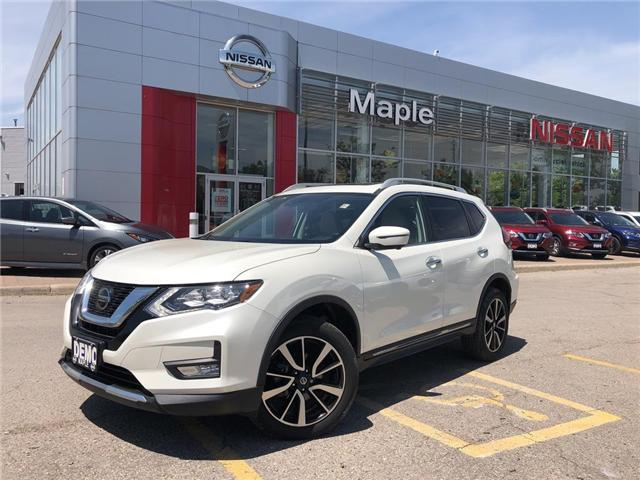 2019 Nissan Rogue Platinum,Pro-Pilot Assist, BOSE, Leather+++ (Stk: M19R001) in Maple - Image 1 of 25
