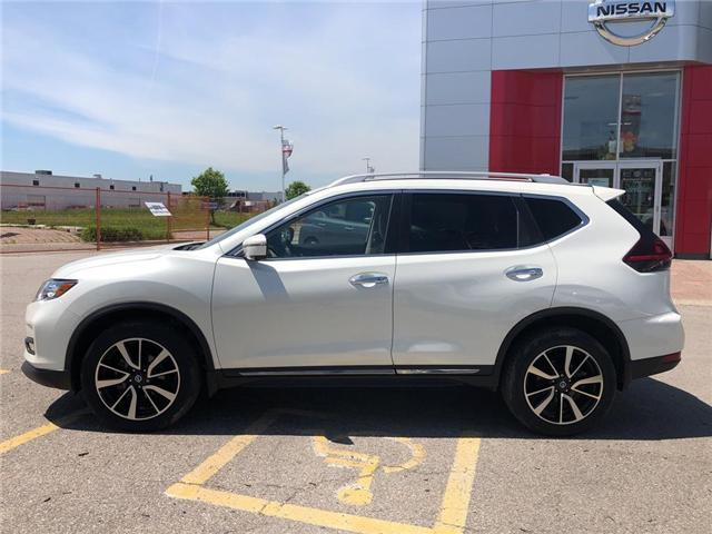 2019 Nissan Rogue Platinum,Pro-Pilot Assist, BOSE, Leather+++ (Stk: M19R001) in Maple - Image 2 of 25