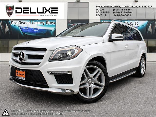2015 Mercedes-Benz GL-Class Base (Stk: D0599) in Concord - Image 1 of 27