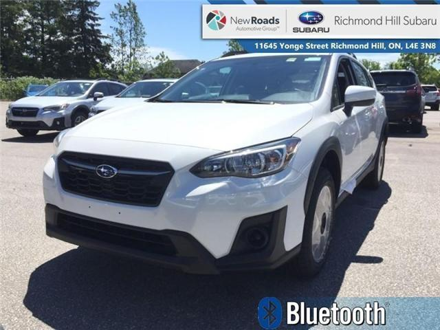 2019 Subaru Crosstrek Convenience CVT (Stk: 32713) in RICHMOND HILL - Image 1 of 21