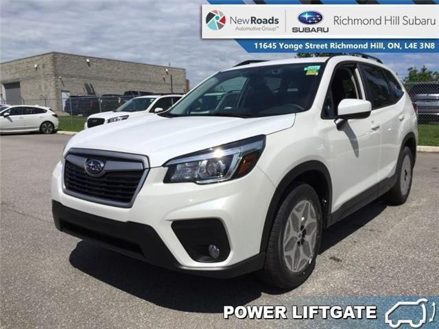 2019 Subaru Forester Touring Eyesight CVT (Stk: 32712) in RICHMOND HILL - Image 1 of 22