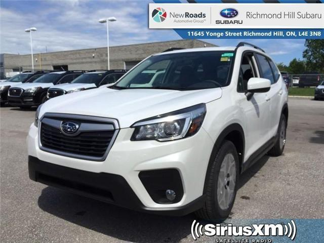 2019 Subaru Forester Convenience CVT (Stk: 32720) in RICHMOND HILL - Image 1 of 21