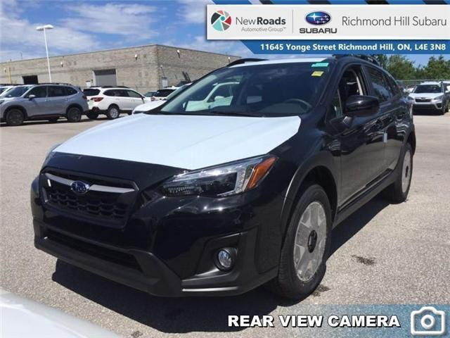 2019 Subaru Crosstrek  Sport CVT w/EyeSight Pkg (Stk: 32721) in RICHMOND HILL - Image 1 of 23
