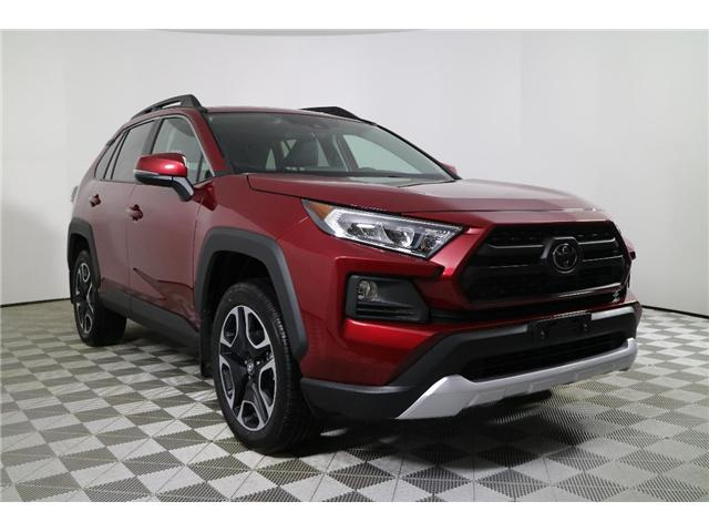 2019 Toyota RAV4 Trail (Stk: 292868) in Markham - Image 1 of 27