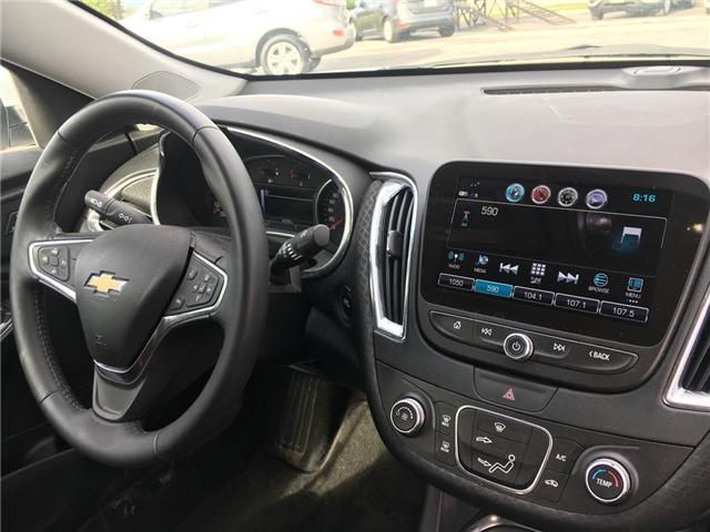 2017 Chevrolet Malibu 1LT (Stk: U17162) in Barrie - Image 2 of 13