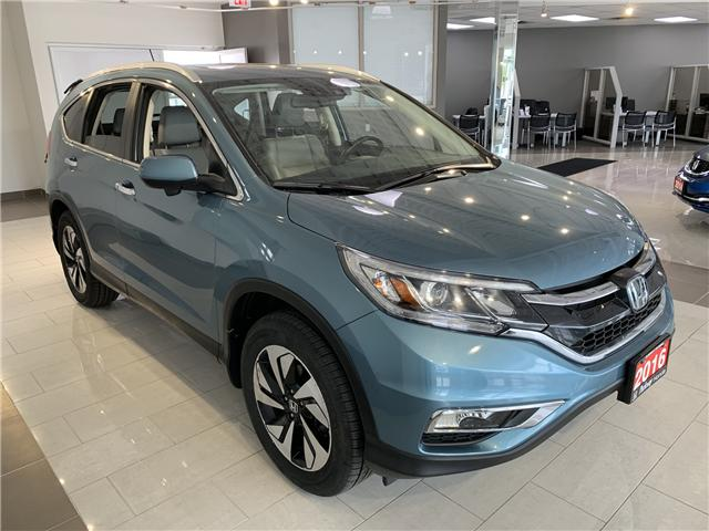 2016 Honda CR-V Touring (Stk: 16204A) in North York - Image 1 of 20