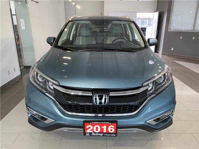 2016 Honda CR-V Touring (Stk: 16204A) in North York - Image 2 of 20