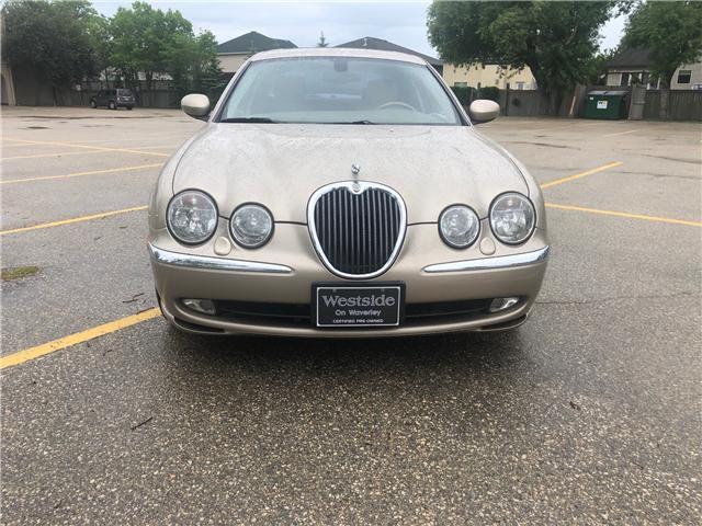 2003 Jaguar S-Type 3.0L V6 (Stk: 9916.0) in Winnipeg - Image 2 of 27