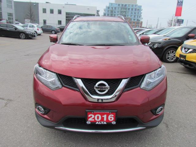 2016 Nissan Rogue SL Premium (Stk: RU2666) in Richmond Hill - Image 2 of 44