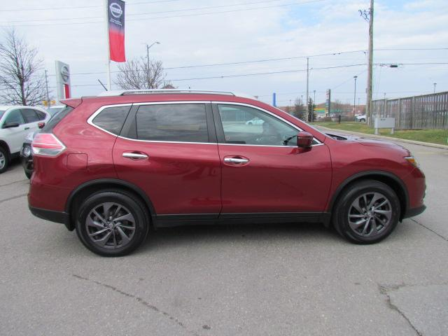 2016 Nissan Rogue SL Premium (Stk: RU2666) in Richmond Hill - Image 3 of 44