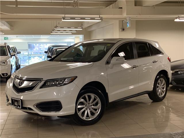 2017 Acura RDX Tech (Stk: D12521A) in Toronto - Image 1 of 28