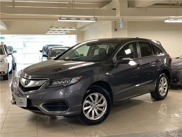 2018 Acura RDX Tech (Stk: D12579A) in Toronto - Image 1 of 30