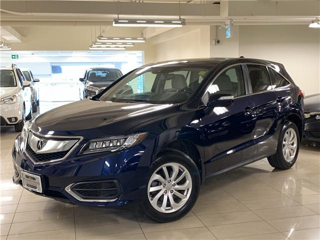 2017 Acura RDX Tech (Stk: D12477A) in Toronto - Image 1 of 32