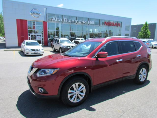 2016 Nissan Rogue SV (Stk: RU2687) in Richmond Hill - Image 1 of 43