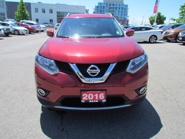 2016 Nissan Rogue SV (Stk: RU2687) in Richmond Hill - Image 4 of 43