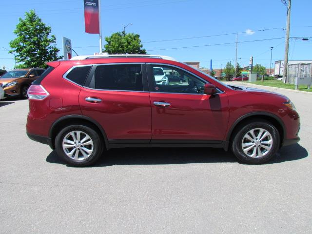 2016 Nissan Rogue SV (Stk: RU2687) in Richmond Hill - Image 5 of 43
