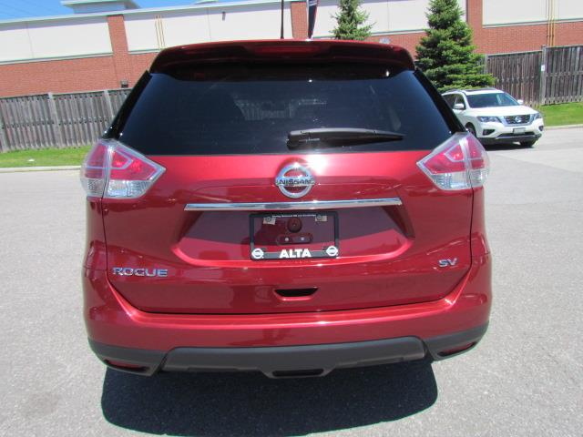 2016 Nissan Rogue SV (Stk: RU2687) in Richmond Hill - Image 8 of 43