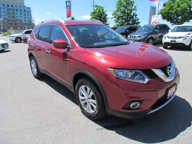 2016 Nissan Rogue SV (Stk: RU2687) in Richmond Hill - Image 3 of 43