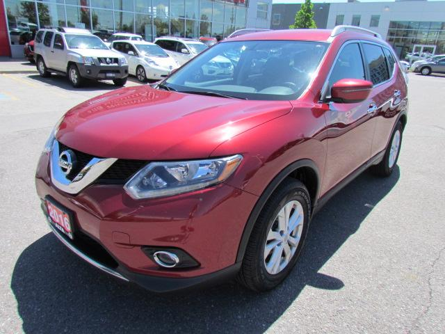 2016 Nissan Rogue SV (Stk: RU2687) in Richmond Hill - Image 2 of 43