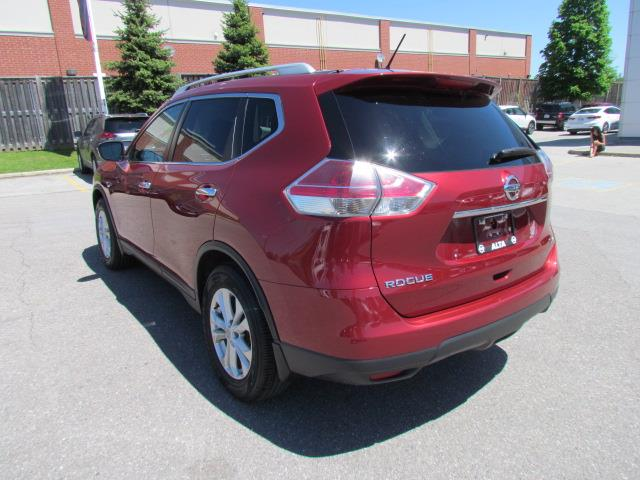 2016 Nissan Rogue SV (Stk: RU2687) in Richmond Hill - Image 6 of 43