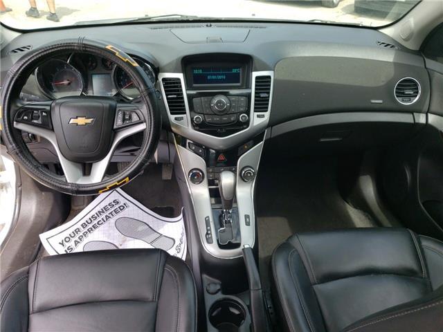 2013 Chevrolet Cruze LT Turbo (Stk: 266304) in Toronto - Image 11 of 14