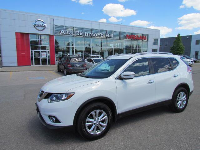 2016 Nissan Rogue SV (Stk: RU2692) in Richmond Hill - Image 1 of 41