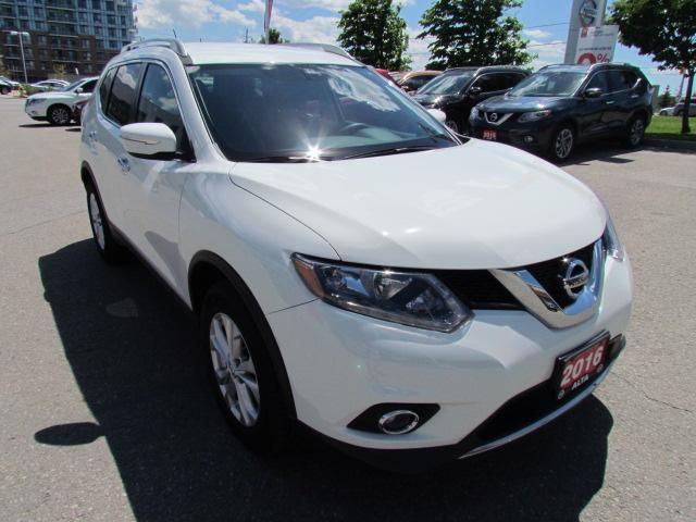 2016 Nissan Rogue SV (Stk: RU2692) in Richmond Hill - Image 2 of 41
