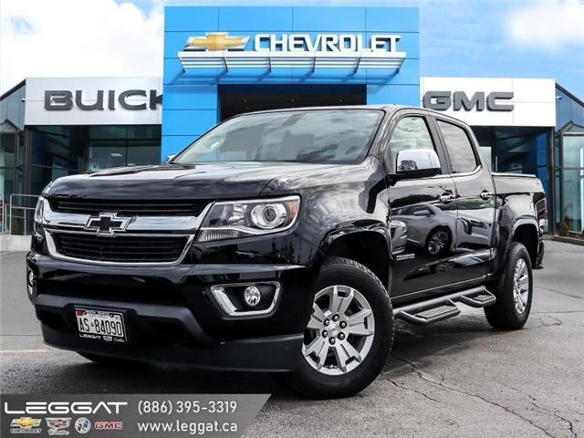 2016 Chevrolet Colorado LT (Stk: 5712K) in Burlington - Image 1 of 21