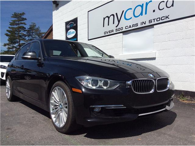 2015 BMW 328i xDrive (Stk: 190842) in Richmond - Image 1 of 20