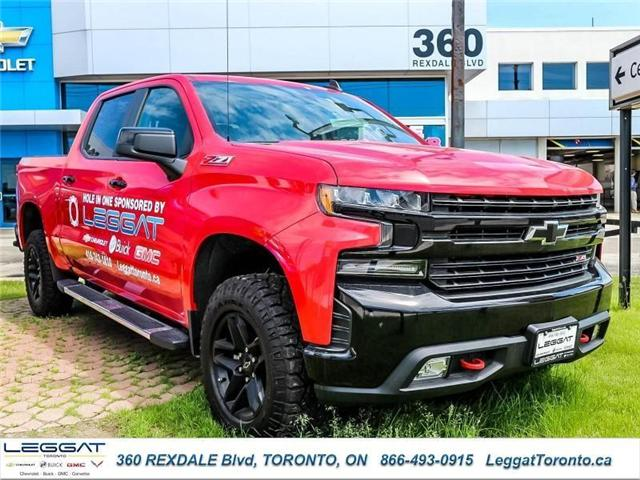 2019 Chevrolet Silverado 1500 LT Trail Boss (Stk: 263278) in Etobicoke - Image 1 of 19