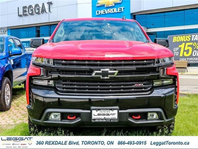 2019 Chevrolet Silverado 1500 LT Trail Boss (Stk: 263278) in Etobicoke - Image 2 of 19