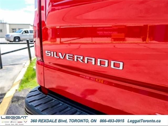 2019 Chevrolet Silverado 1500 LT Trail Boss (Stk: 263278) in Etobicoke - Image 13 of 19