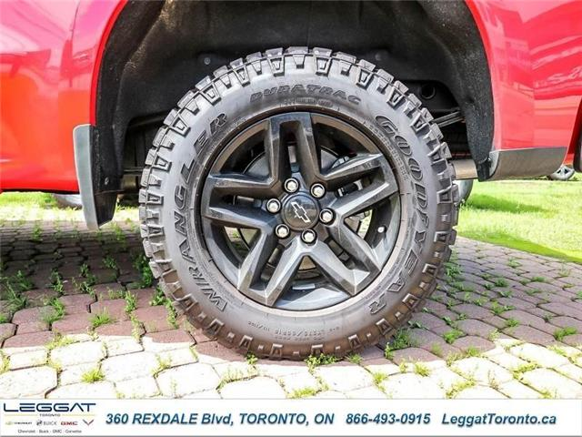 2019 Chevrolet Silverado 1500 LT Trail Boss (Stk: 263278) in Etobicoke - Image 15 of 19