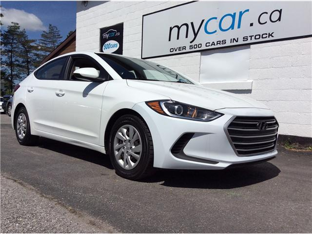 2017 Hyundai Elantra LE (Stk: 190622) in Richmond - Image 1 of 19