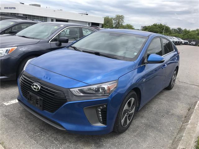 2017 Hyundai Ioniq Hybrid  (Stk: S19457A) in Newmarket - Image 1 of 1