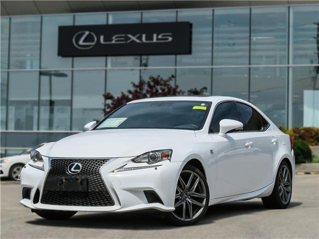 2015 Lexus IS 250 Base (Stk: 12190G) in Richmond Hill - Image 1 of 19