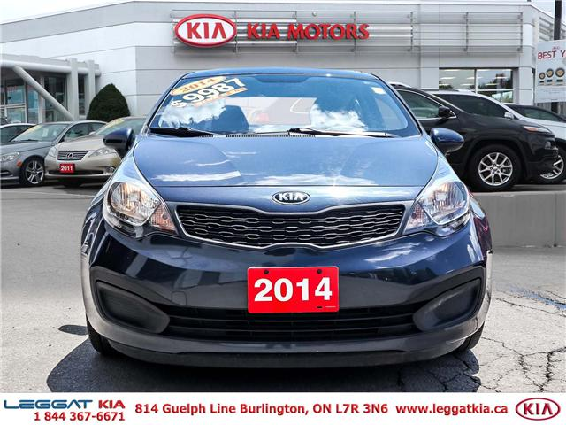 2014 Kia Rio LX (Stk: 2397) in Burlington - Image 2 of 21