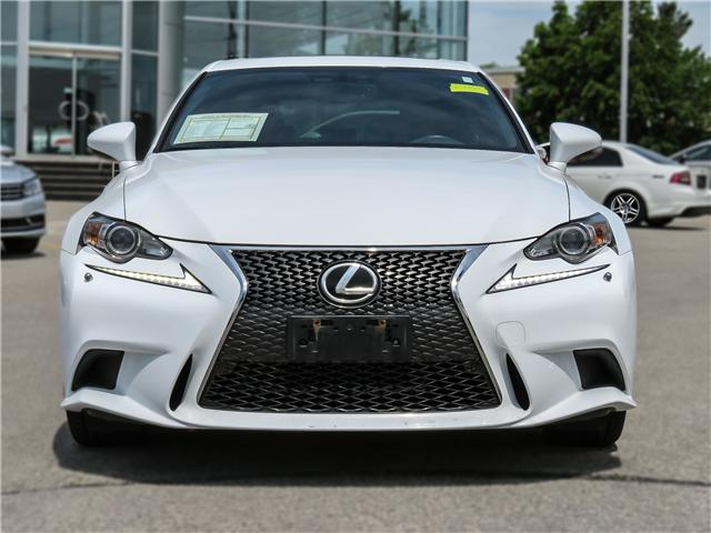2015 Lexus IS 250 Base (Stk: 12190G) in Richmond Hill - Image 2 of 19