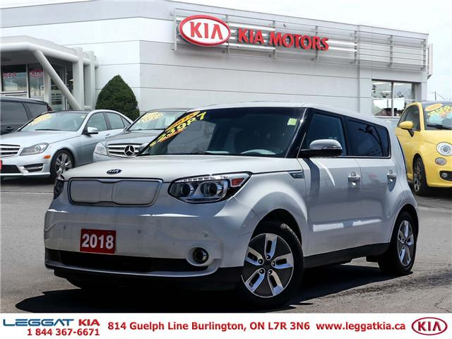 2018 Kia Soul EV EV Luxury (Stk: 2392) in Burlington - Image 1 of 26
