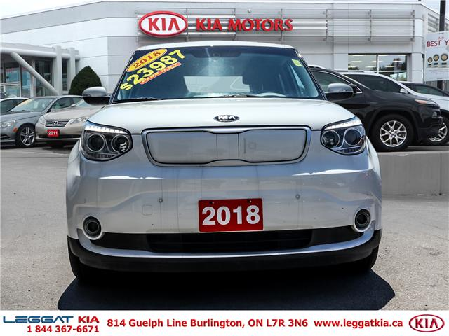 2018 Kia Soul EV EV Luxury (Stk: 2392) in Burlington - Image 2 of 26