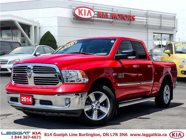 2014 RAM 1500 SLT (Stk: W0162) in Burlington - Image 1 of 23