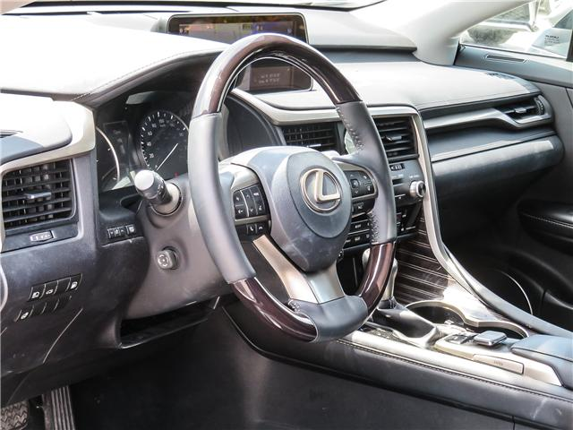 2017 Lexus RX 450h Base (Stk: 12138G) in Richmond Hill - Image 7 of 19