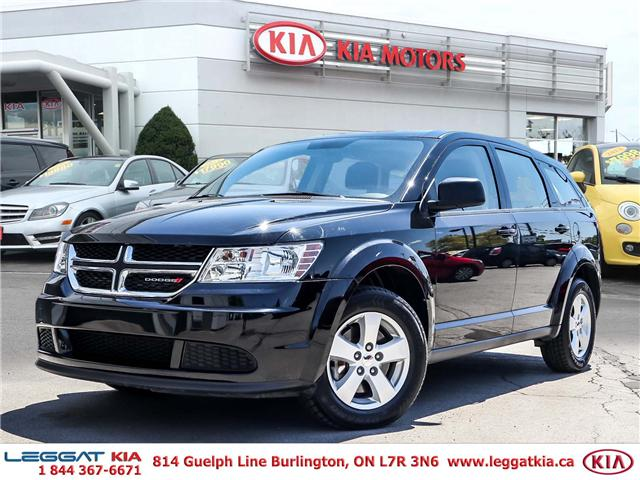 2015 Dodge Journey CVP/SE Plus (Stk: W0169) in Burlington - Image 1 of 24