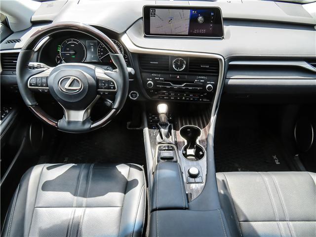 2017 Lexus RX 450h Base (Stk: 12138G) in Richmond Hill - Image 10 of 19