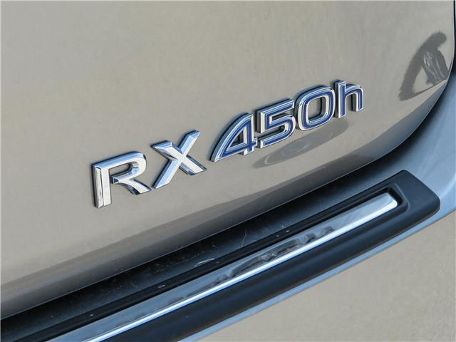 2017 Lexus RX 450h Base (Stk: 12138G) in Richmond Hill - Image 17 of 19